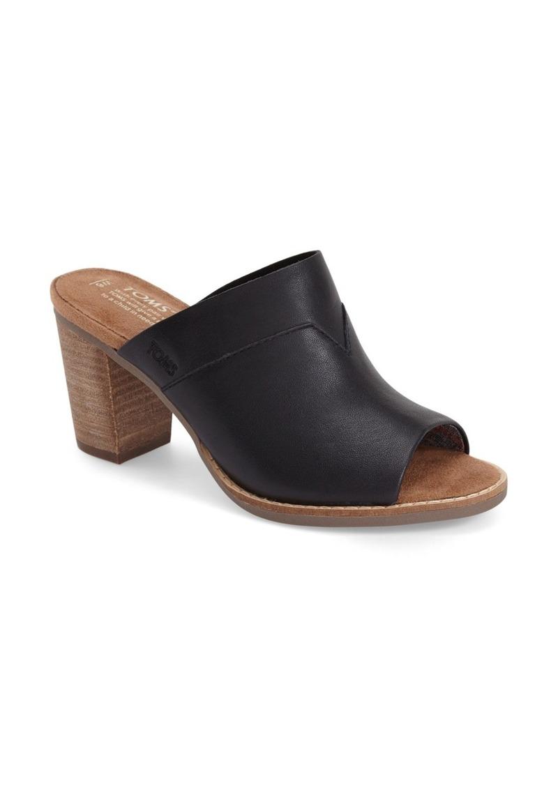 47d751d2f67 TOMS Shoes TOMS  Majorca  Mule Sandal (Women)