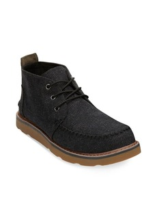 TOMS Shoes Toms Men's Melange Woven Chukka Boots