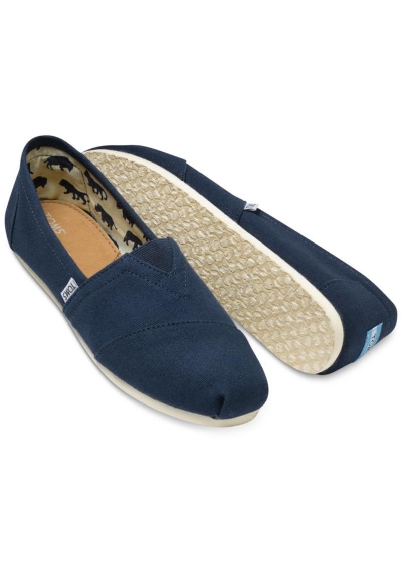 TOMS Shoes Toms Men's Alpargata Canvas Loafers Men's Shoes