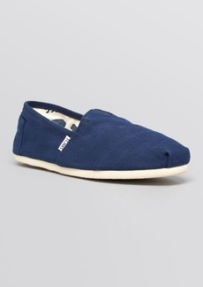 TOMS Shoes TOMS Men's Alpargata Classic Canvas Slip-Ons