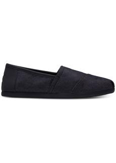 TOMS Shoes Toms Men's Alpargata Denim Slip-Ons Men's Shoes