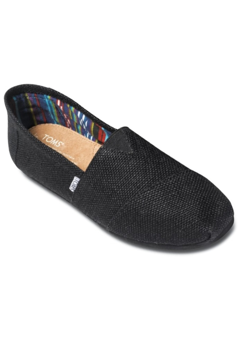 TOMS Shoes Toms Men's Alpargata Slip-Ons Men's Shoes