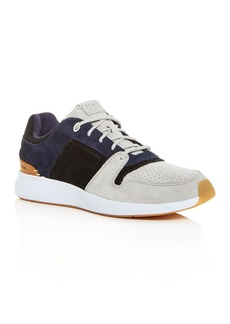 TOMS Shoes TOMS Men's Arroyo Color-Block Suede Low-Top Sneakers