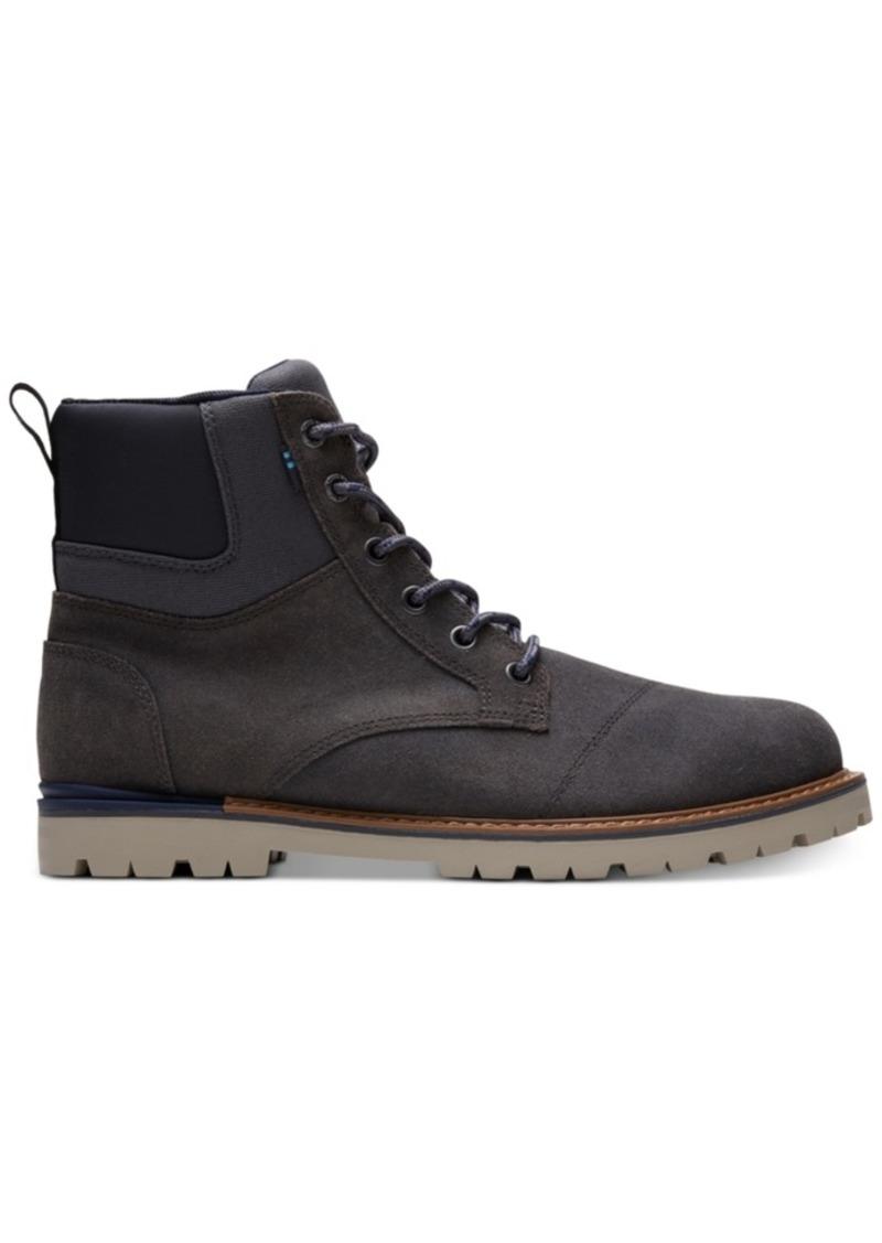 TOMS Shoes Toms Men's Ashland Waterproof Boots Men's Shoes