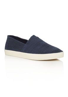 TOMS Shoes TOMS Men's Avalon Linen Slip On Sneakers