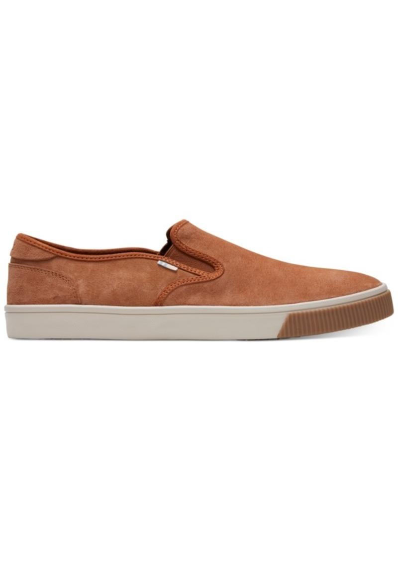 TOMS Shoes Toms Men's Baja Nubuck Loafers Men's Shoes