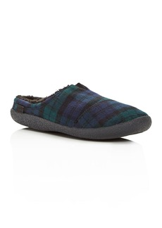 TOMS Shoes TOMS Men's Berkeley Plaid Slippers