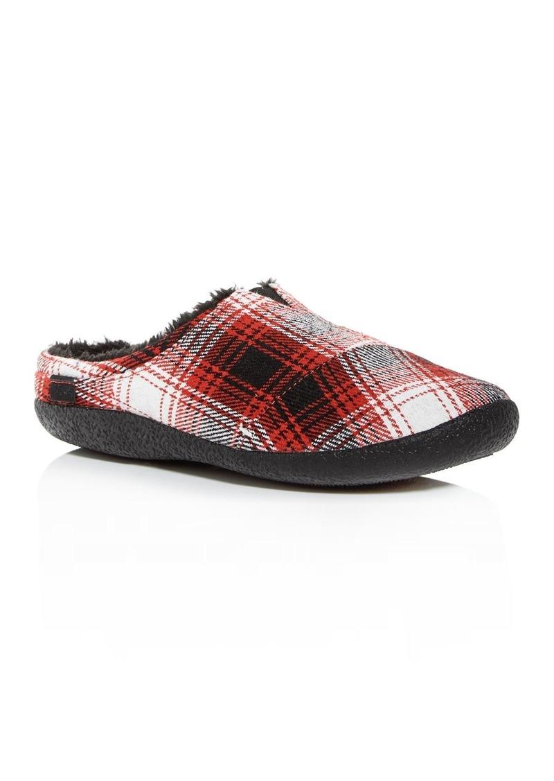 TOMS Shoes TOMS Men's Berkeley Woolen Slippers