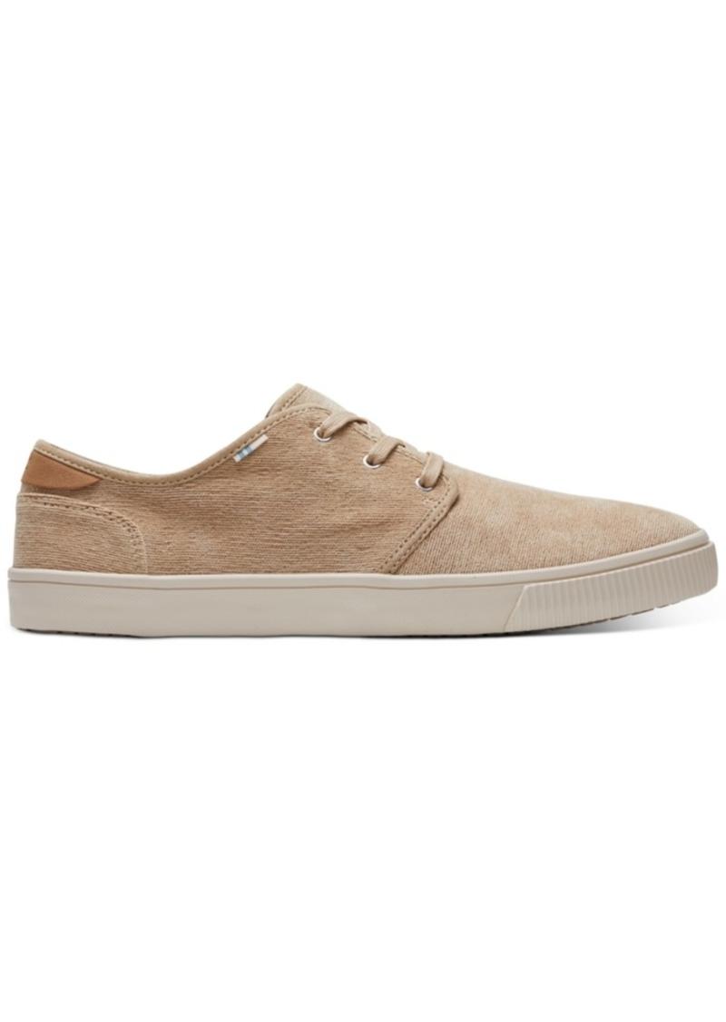 TOMS Shoes Toms Men's Carlo Micro Corduroy Sneakers Men's Shoes