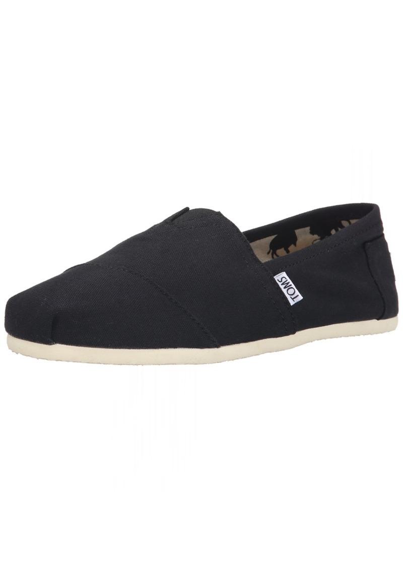 6ca8c4c967c TOMS Shoes TOMS Men's Classic Canvas Slip-On - 10.5 D(M) US Now $22.00