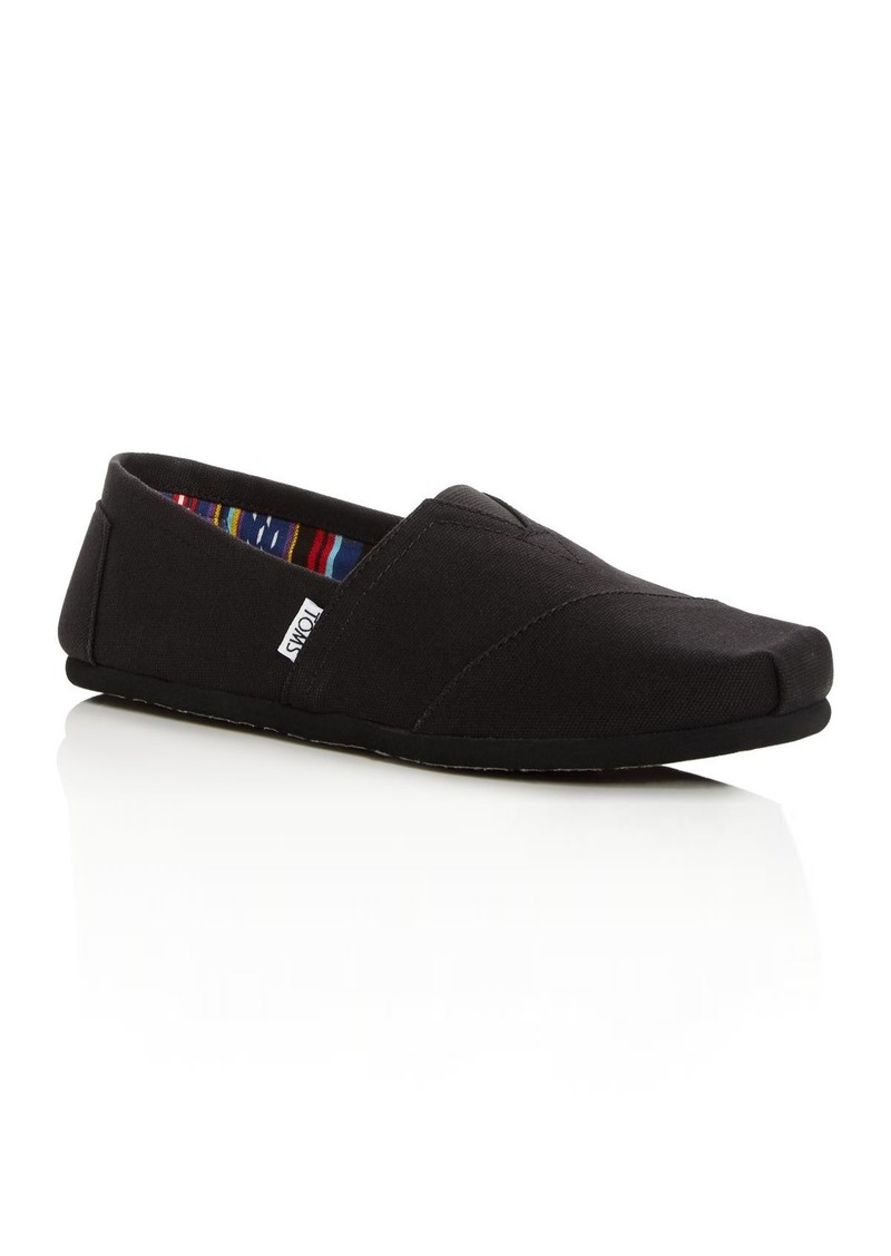 TOMS Shoes TOMS Men's Classic Canvas Slip-Ons