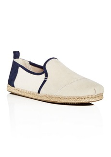 TOMS Shoes TOMS Men's Deconstructed Alaprgata Nubuck Leather Espadrilles