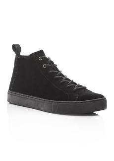 TOMS Shoes TOMS Men's Lenox Suede Mid Top Sneakers