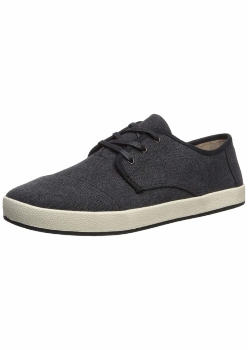 TOMS Shoes TOMS Men's Paseo Sneaker   D Medium US