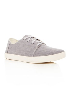 TOMS Shoes TOMS Men's Payton Denim Lace Up Sneakers