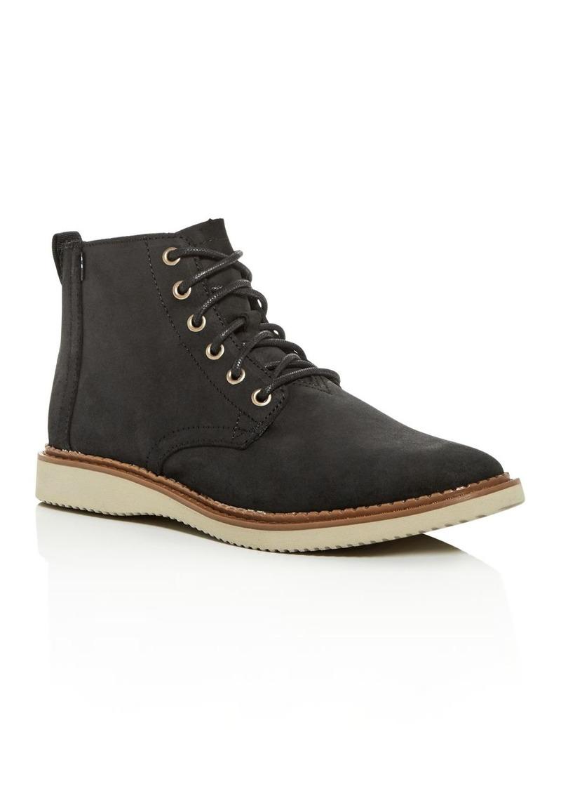 TOMS Shoes TOMS Men's Porter Suede Boots