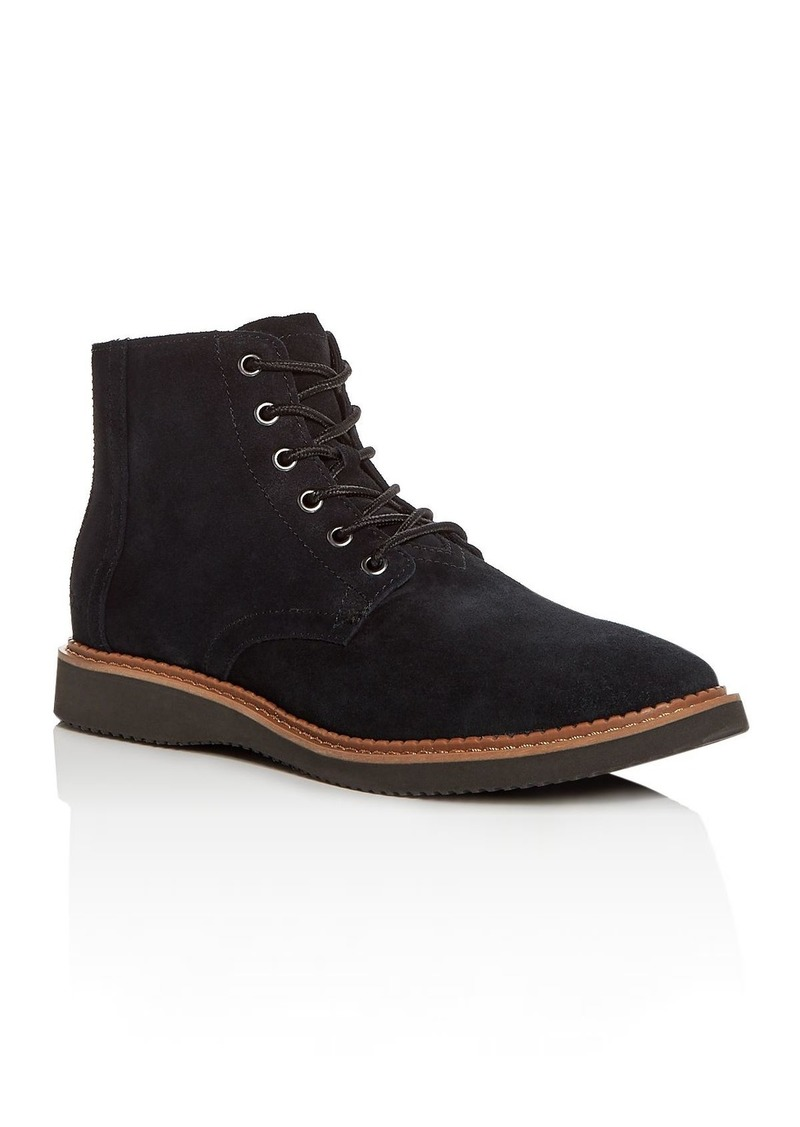 1d452b5c092 TOMS Shoes TOMS Men s Porter Suede Lace Up Boots