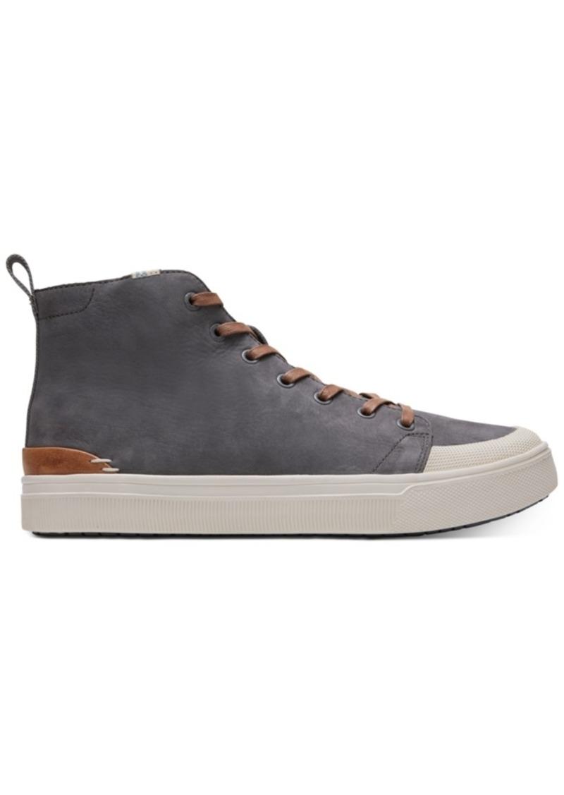 TOMS Shoes Toms Men's Travel Lite High Top Sneakers Men's Shoes