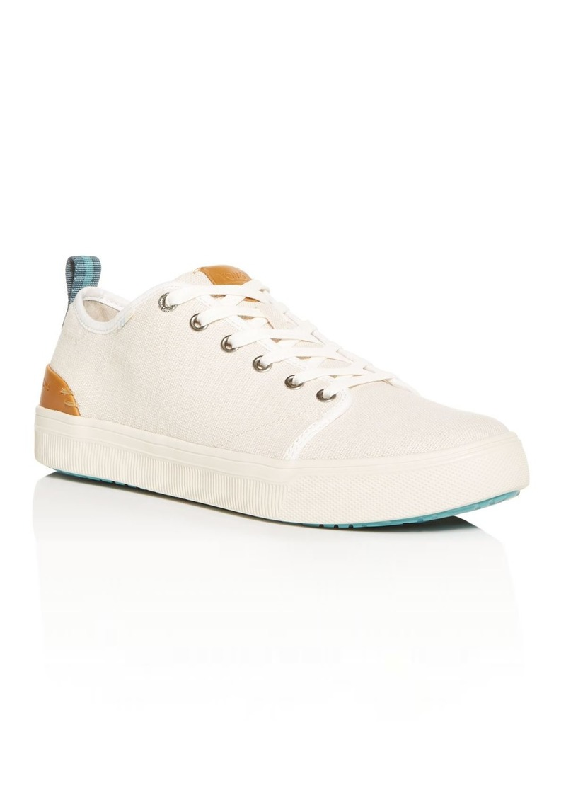TOMS Shoes TOMS Men's TRVL LITE Heritage Low-Top Sneakers