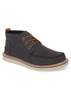 TOMS Shoes TOMS Moc Toe Boot (Men)