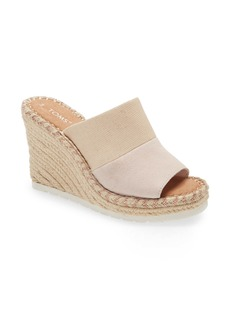 TOMS Shoes TOMS Monica Wedge Slide Sandal (Women)