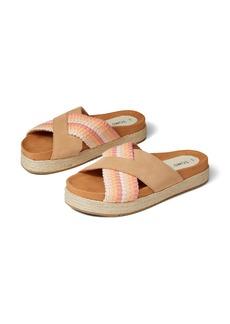TOMS Shoes TOMS Paloma Espadrille Slide Sandal (Women)