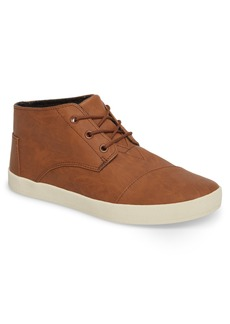 TOMS Shoes TOMS Paseo Mid Sneaker (Men)