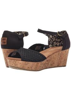 TOMS Shoes TOMS Platform Wedge