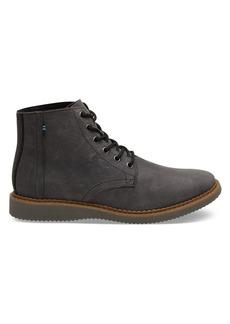 TOMS Shoes Toms Porter Water-Resistant Suede Ankle Boots