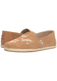 TOMS Shoes Premium Alpargata