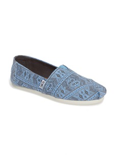 TOMS Print Alpargata Slip-On (Women)