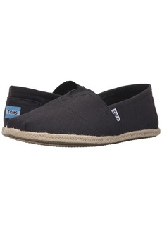 TOMS Shoes Rope Sole Classics