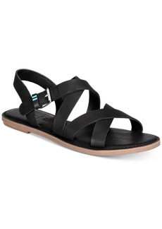 TOMS Shoes Toms Sicily Flat Sandals Women's Shoes
