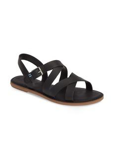 TOMS Shoes TOMS Sicily Flat Sandal (Women)