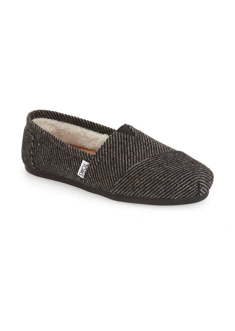 TOMS Shoes TOMS Speckled Classic Slip-On (Women)