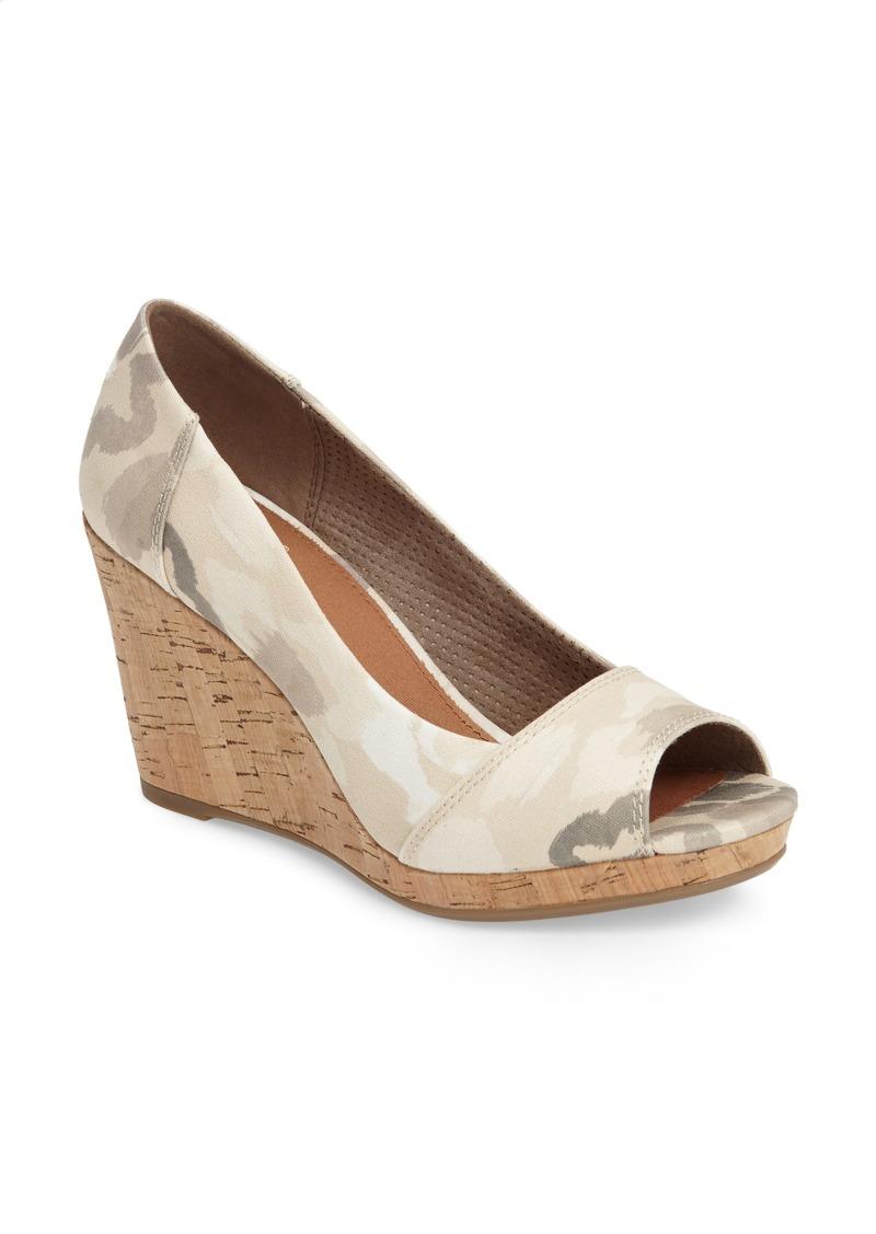 570c4bb8c54 TOMS Shoes TOMS Stella Wedge Pump (Women) Now  59.21