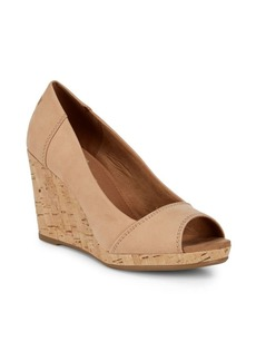 TOMS Shoes Stella Wedge Sandals
