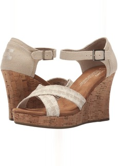 TOMS Shoes TOMS Strappy Wedge