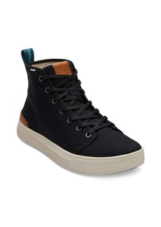 TOMS Shoes Toms Travel Lite Canvas High-Top Sneakers