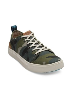 TOMS Shoes Toms Travel Lite Canvas Low-Top Sneakers