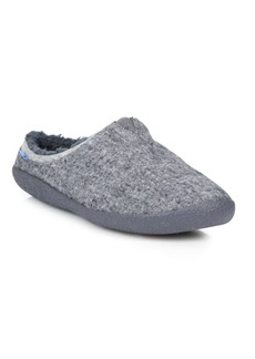 TOMS Shoes Washed Canvas Slippers