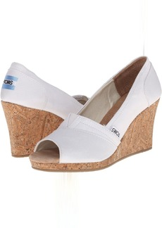 TOMS Shoes TOMS Wedding Wedge 3
