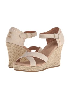 TOMS Shoes TOMS Wedding Wedge