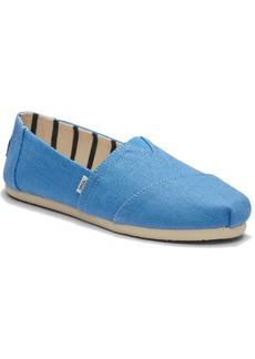 TOMS Shoes Toms Women's Alpargata Heritage Slip On Flats Women's Shoes
