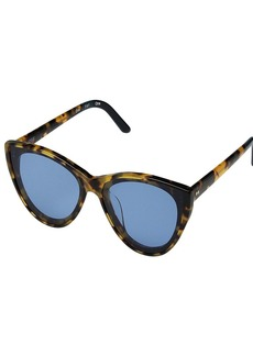 TOMS Shoes TOMS Women's Cat-Eye Sunglasses BLONDE TORTOISE