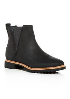 TOMS Shoes TOMS Women's Cleo Water-Resistant Booties