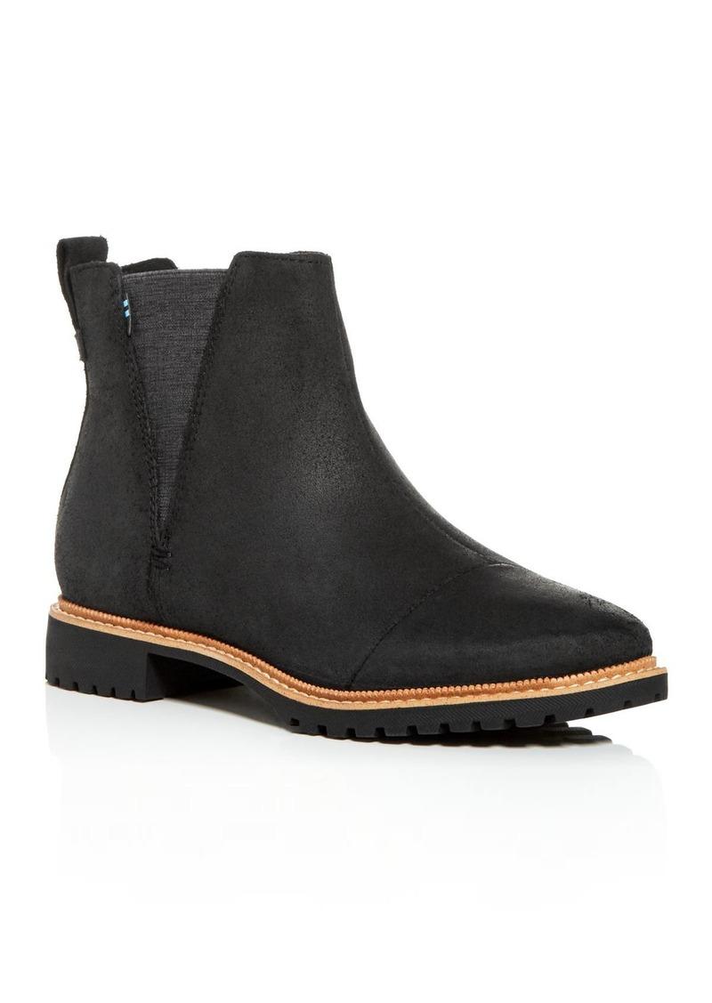 TOMS Shoes TOMS Women's Cleo Water-Resistant Booties