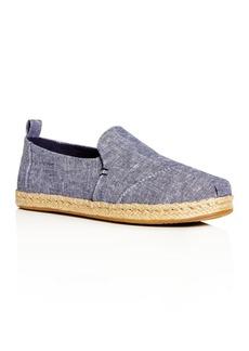 TOMS Shoes TOMS Women's Deconstructed Alpargata Espadrille Flats