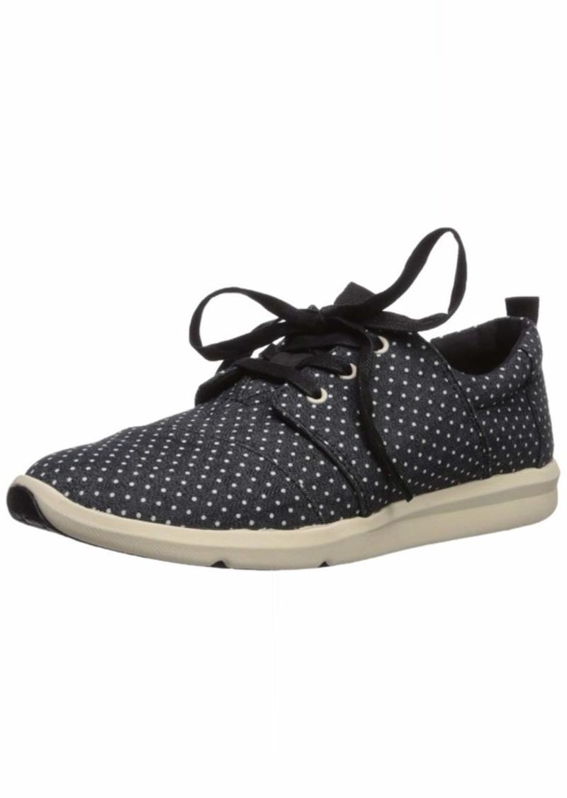 TOMS Shoes TOMS Women's Del Rey Sneaker   Medium US