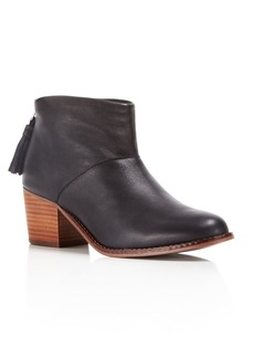 TOMS Shoes TOMS Women's Leila Block Heel Booties